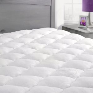 Exceptionalsheets Designed Their Cooling Mattress Pad With A Bamboo Cover That Feels Silky And Adds Plushness While Providing Overall Temperature Control