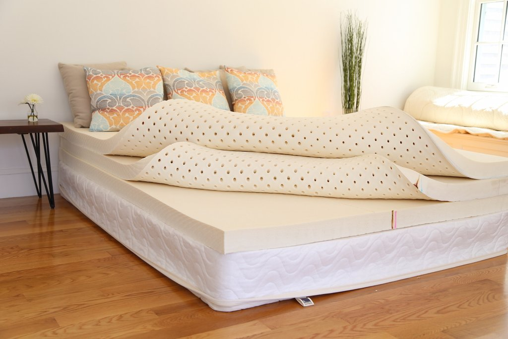 Spindle Mattress Layers