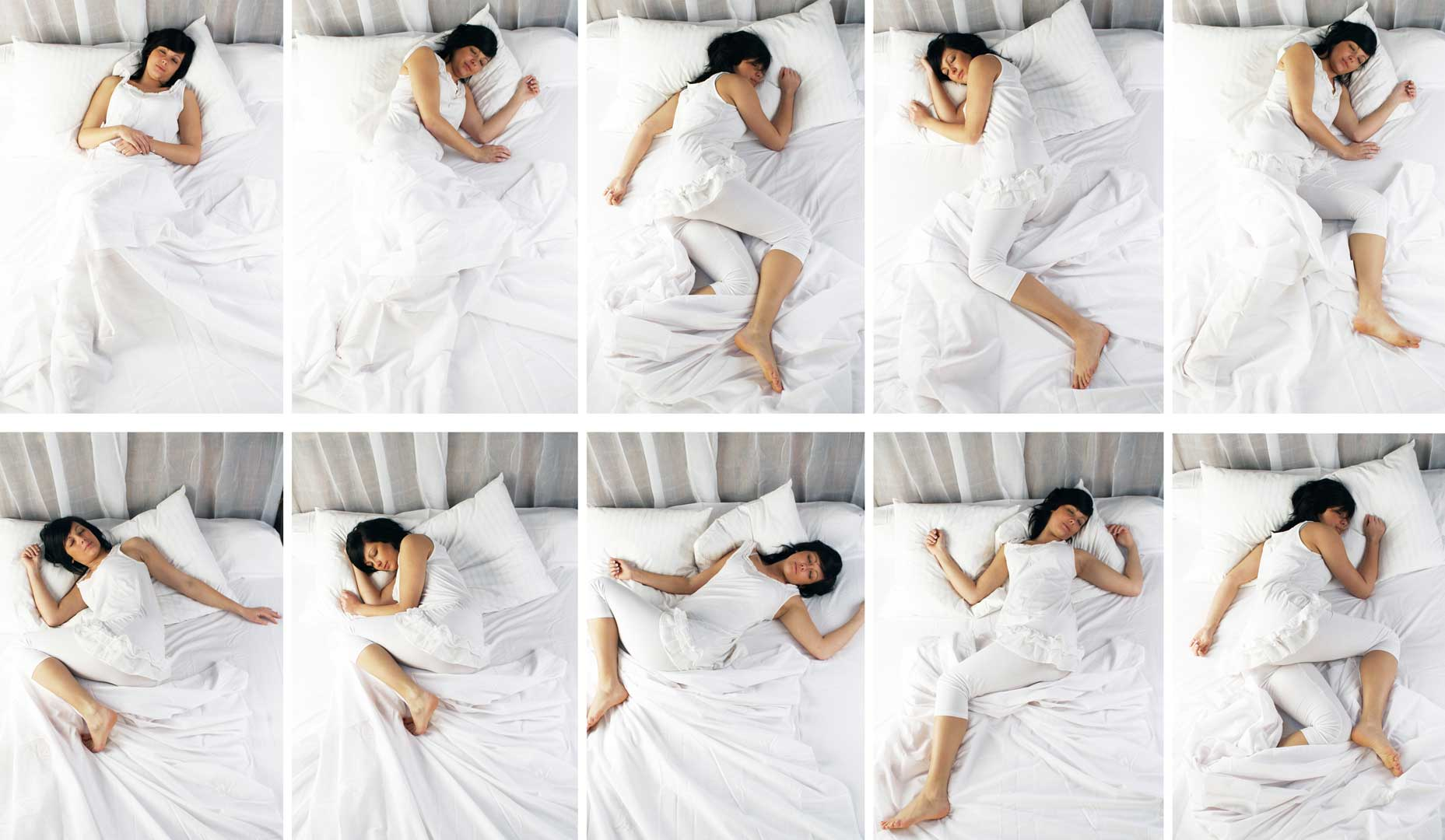Best Mattress for Different Sleep Positions