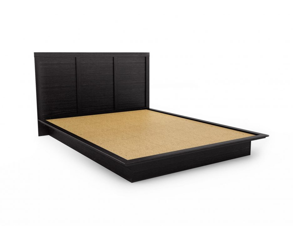 These Bed Frames Are Similar To The Platform With Support Slats Options,  But Also Include A Flat Solid Surface To Support The Mattress.