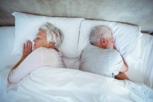 SLEEP DISORDERS AND INSOMNIA IN THE ELDERLY - Collectif